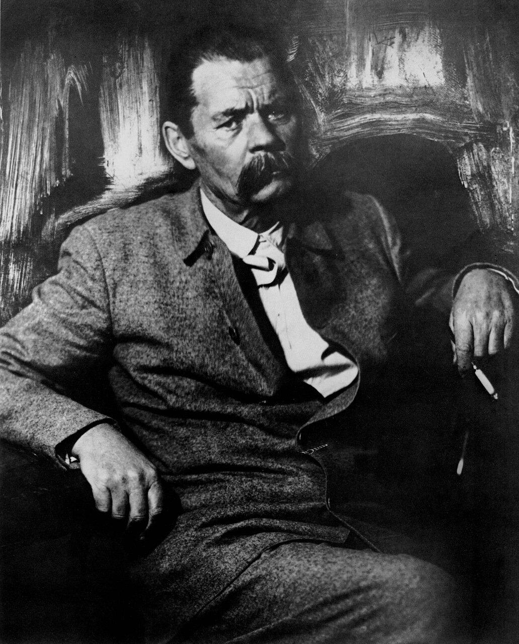 А. М. Горький. 1931 год