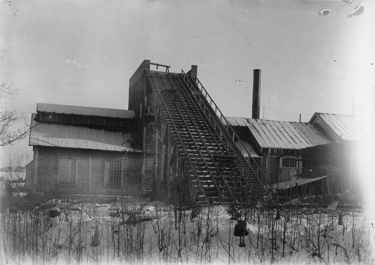 Заводские строения