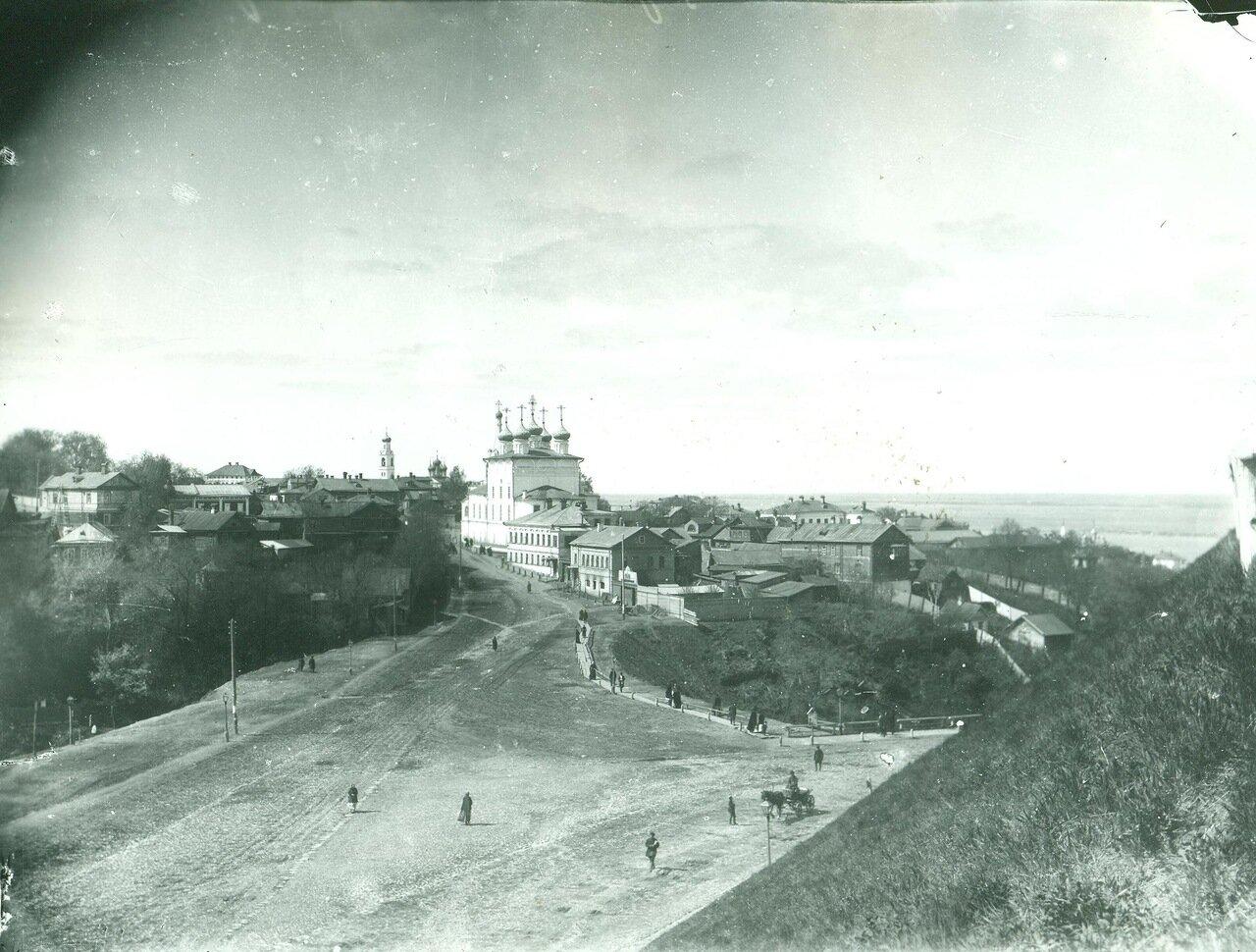 Лыкова дамба. Церковь Св.Жен Мироносец