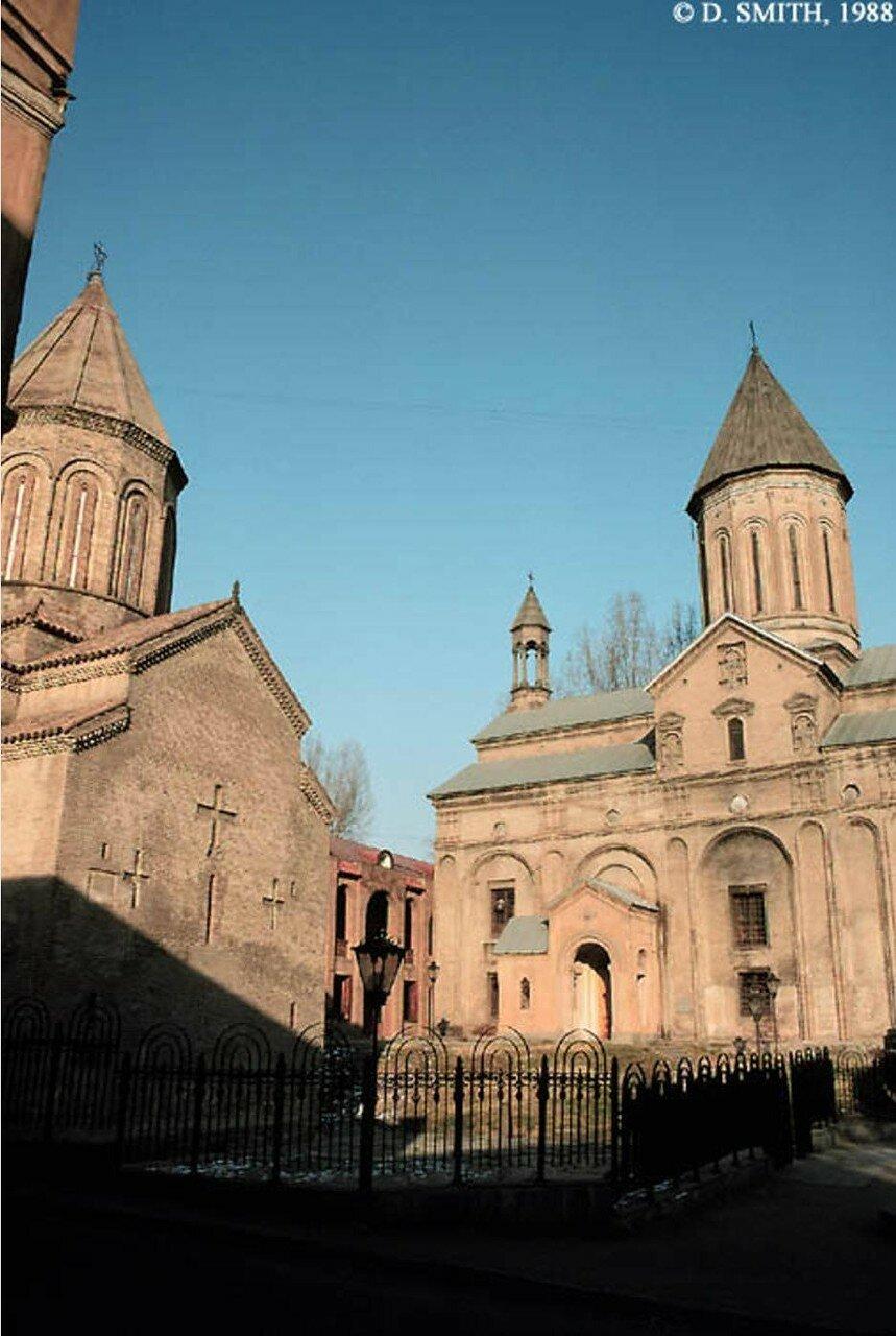 Тбилиси. Церковь
