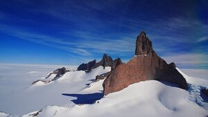 Купол Фудзи. Найдено самое холодное место на Земле
