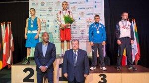 Боксер из Молдовы завоевал бронзу на чемпионате Европы