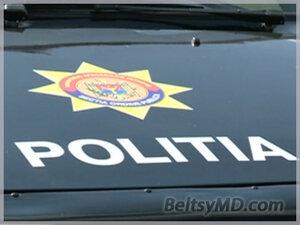 Полицейский из Бельц взят под стражу