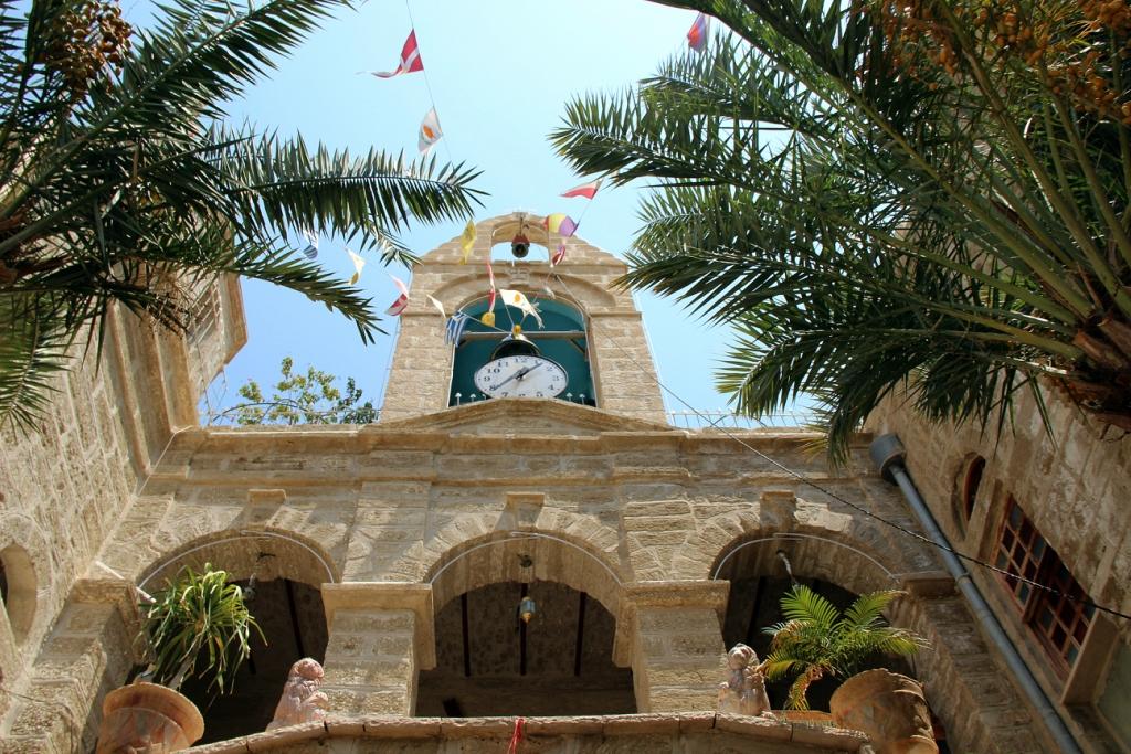 фото монастыря святого герасима в израиле вашей