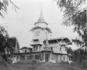фото дачи С.Морозова на Киржаче 1894 1904 гг