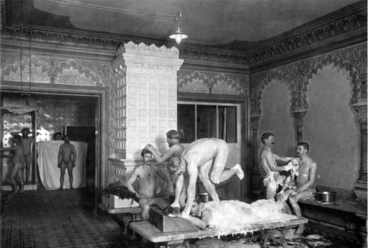 Моются в русской бане — pic 10