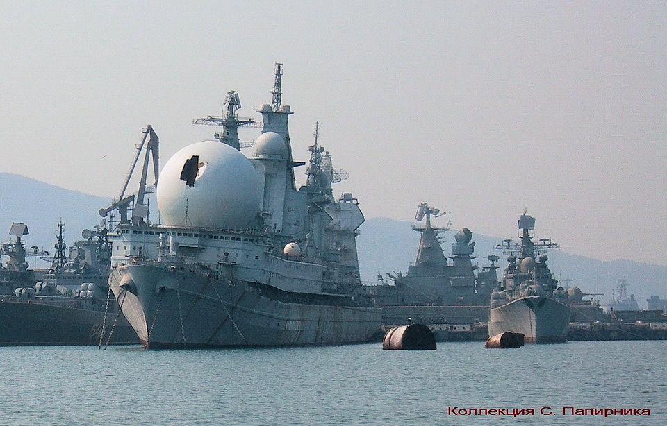 Плавучее несчастье советского флота