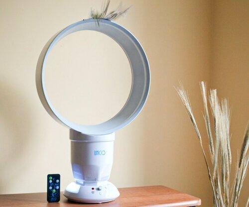 Отличное охлаждение безопасным вентилятором