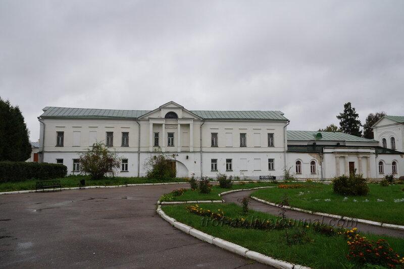 Усадьба Ивановское, главный дом, Подольск, 2013
