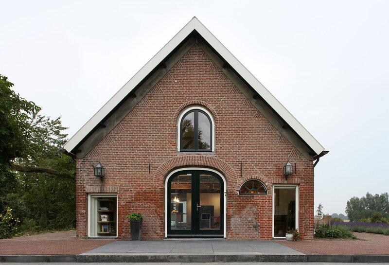 Энергосберегающий дом в сарае