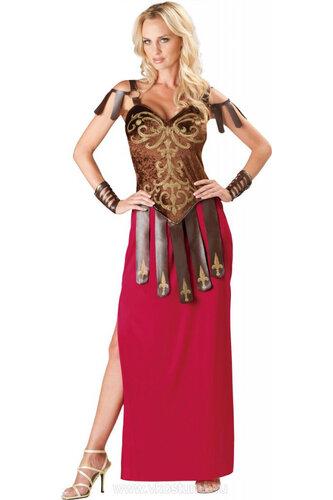Женский карнавальный костюм Римлянка
