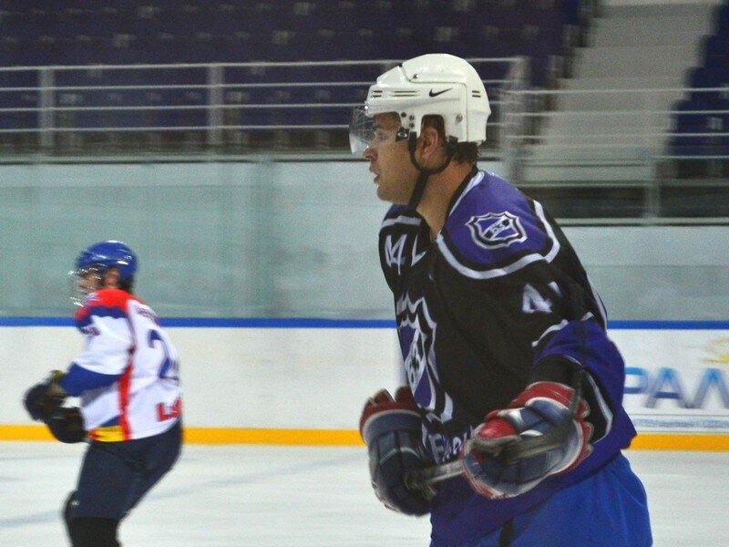 ТЛХЛ. Матч «Легион 63» - «Стандарт»