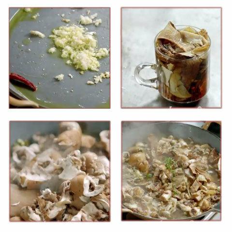 Как приготовить грибной соус для пасты