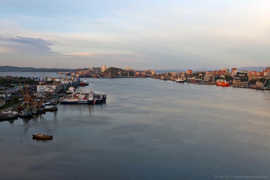 8. У далёкого Японского моря. Владивосток и остров Русский.