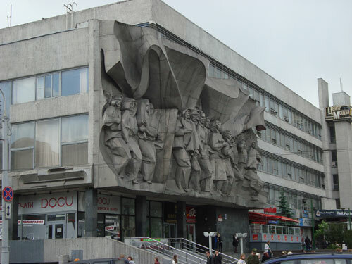 Отдых в Беларуссии: Минск, ул. Немига