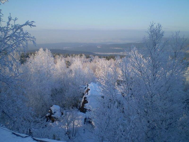 Семибратка зимой (11.11.2013)