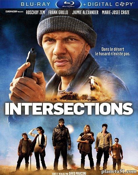 Перекресток / Intersections (2013/HDRip)