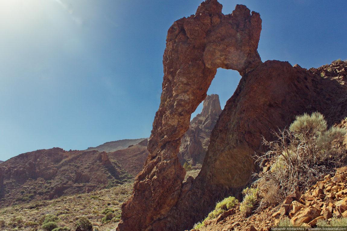 Путешествие по Тенерифе: День 4: Нац. парк Тейде