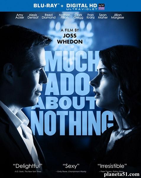 Много шума из ничего / Much Ado About Nothing (2012/HDRip)