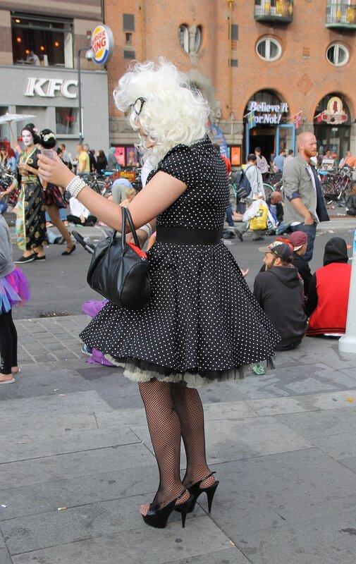Копенгаген, Прайд-парад 24/08/2013
