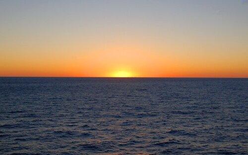 Океан из вод  священной Ганги