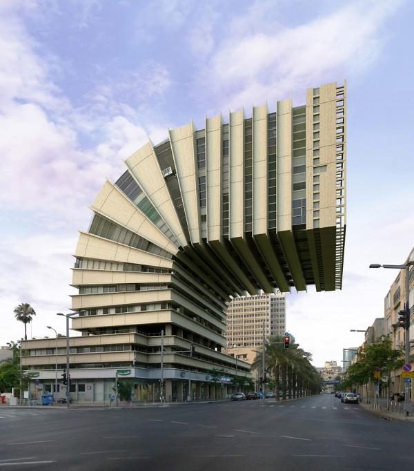 Ирреальные города испанского фотографа Виктора Энриха / Victor Enrich