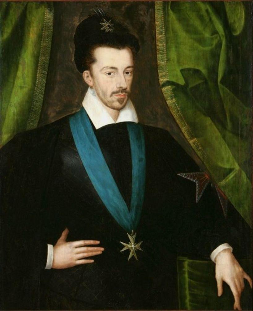 Генрих третий был гомосексуалистом