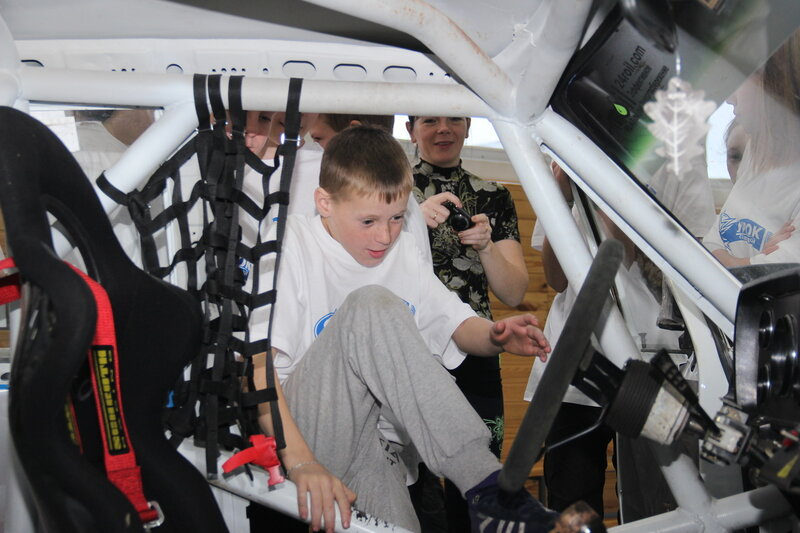 Автоспорт в средней школе
