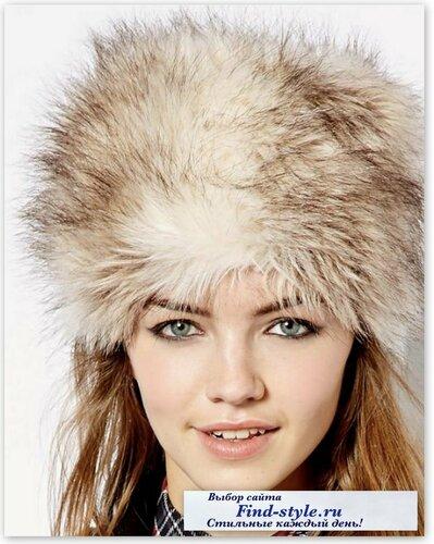 стильные меховые шапки, шапка казака, меховая папаха, зимние шапки женские меховые