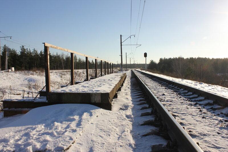 Платформа 185 км