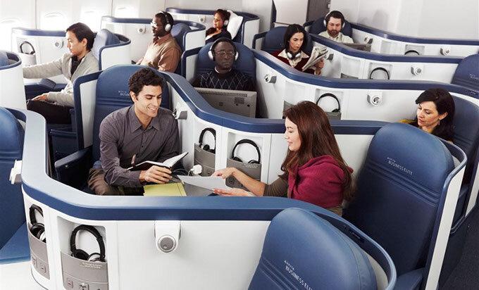 5 способов пересесть в бизнес-класс самолёта