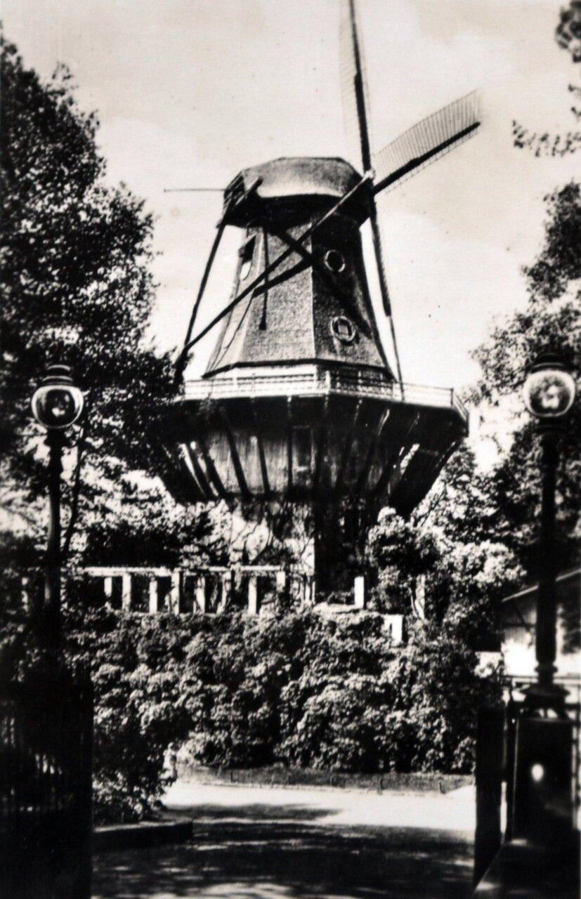 Потсдам. Историческая мельница. 1933