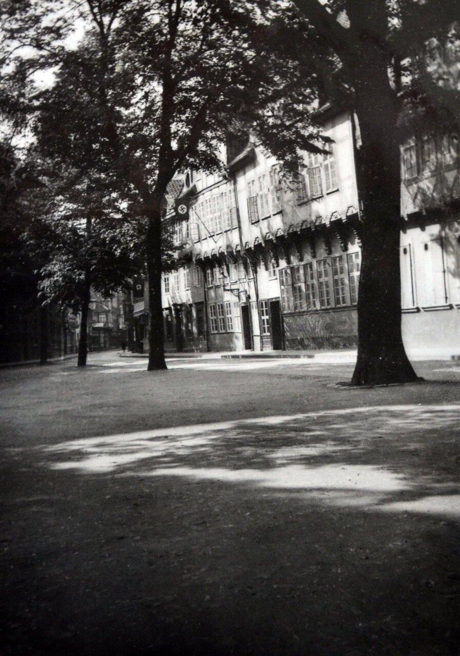 Брауншвейг. Старый город. 1933