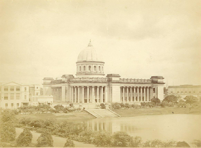 Калькутта, почтамт. 1860-е