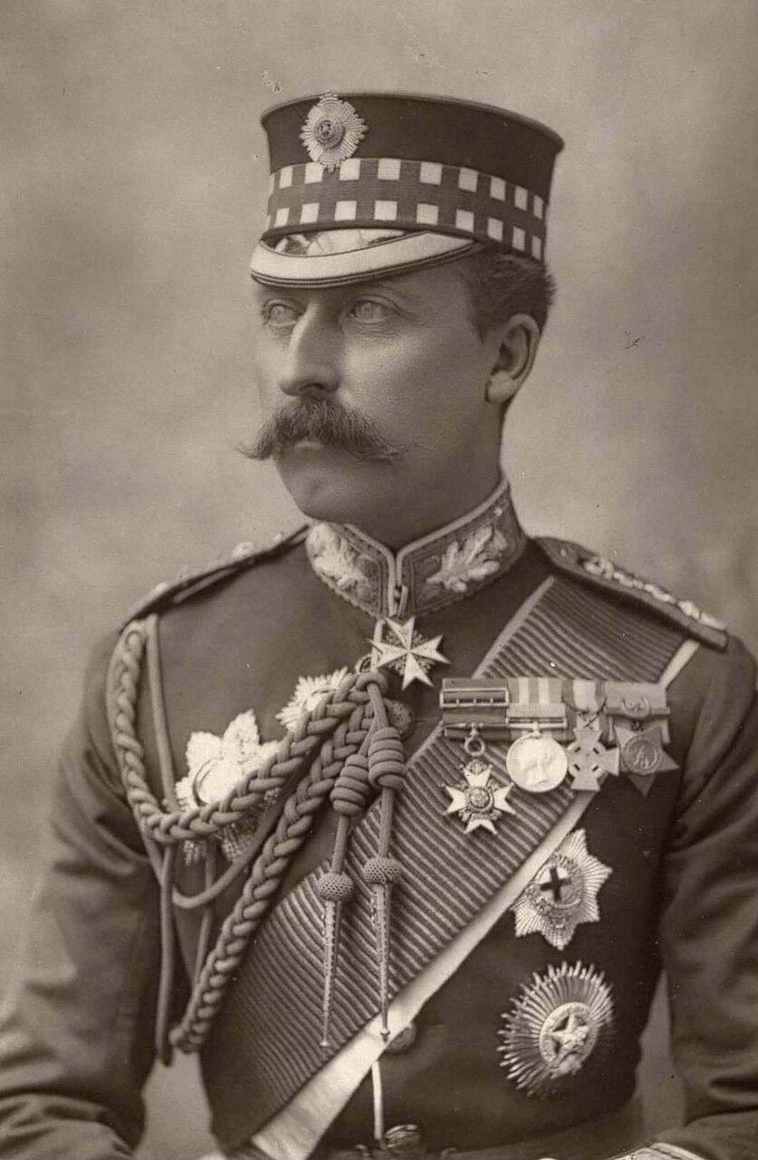 Принц Артур, герцог Коннахта.1850-1942. Был седьмым ребенок и третьим сыном Виктории и Альберта, генерал-губернатор Канады