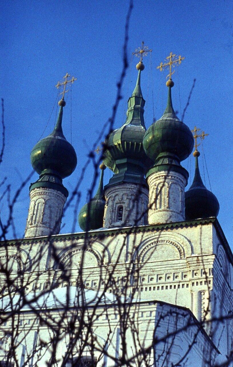 3. Купола собора