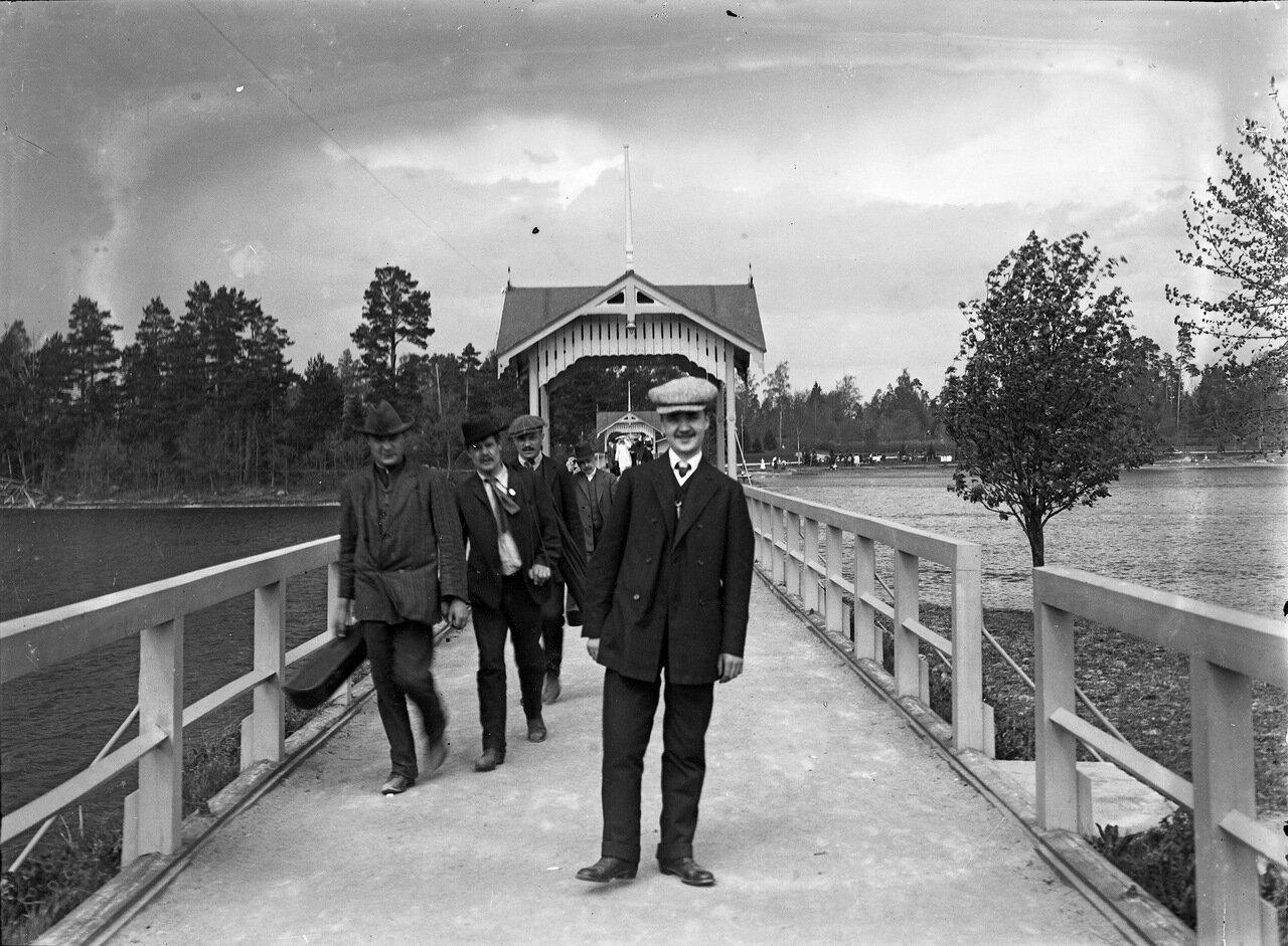 Мост Сеурасаари