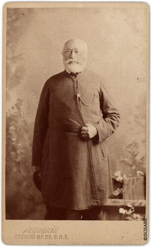 Юрий Степанович Нечаев-Мальцов (1834 — 1913)