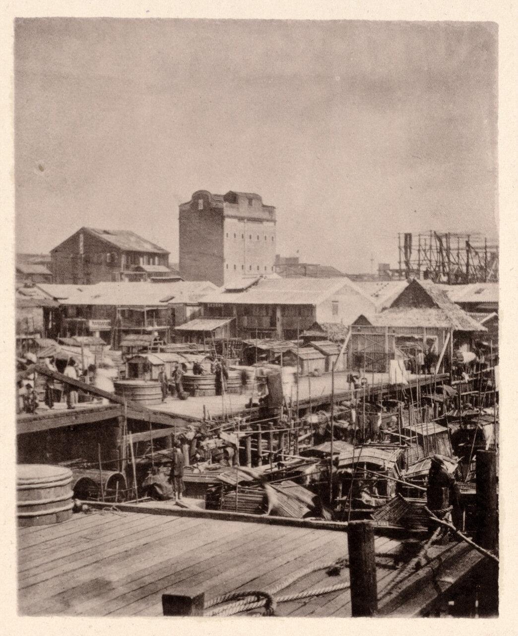 Рынок в Кантоне