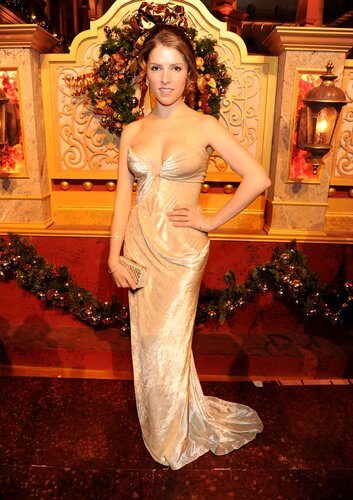 WASHINGTON, DC - DECEMBER 15: Singer/actress Anna Kendrick attends TNT Christmas in Washington 2013 at the National Building Museum on December 15, 2013 in Washington, DC. 24313_004_0027.JPG (Photo by Kevin Mazur/WireImage)