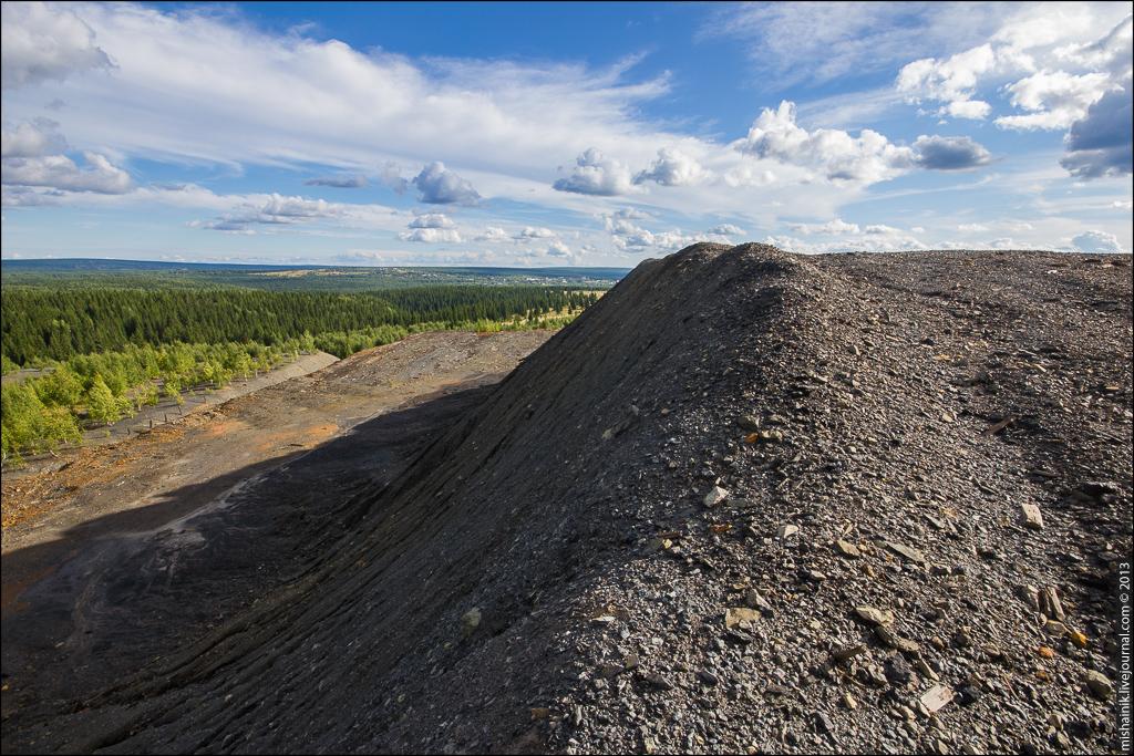 Шахта Владимировская Кизеловского угольного бассейна