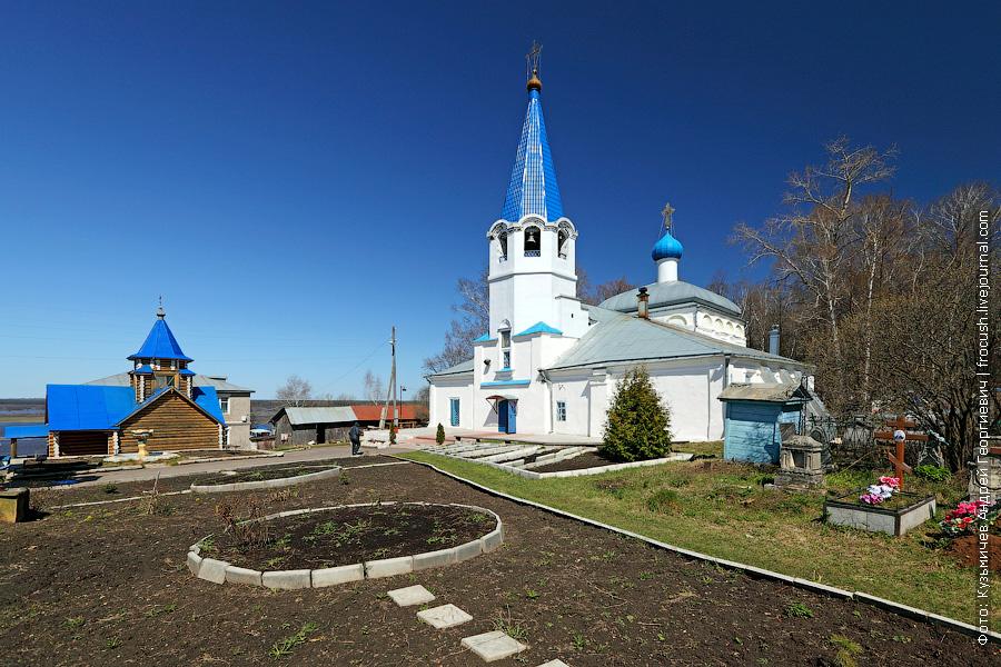 Кукарская Покровская церковь
