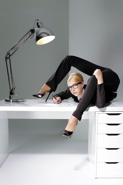Секретарша которая умеет делать всё 16 фотография