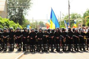 Виталия Павличенко — унионисты боятся ходить на марши