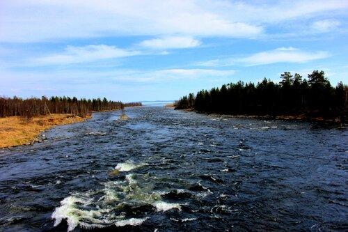 Северная река пиренга