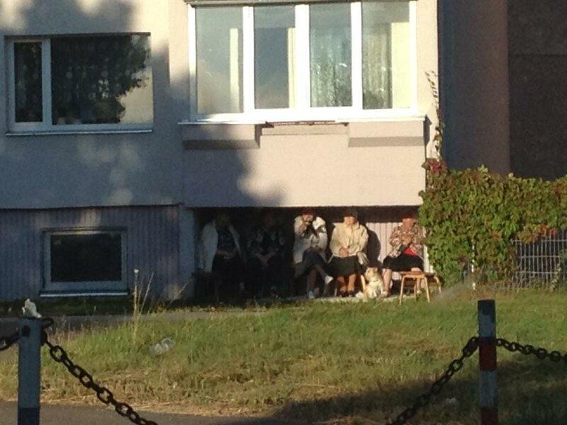 Тем временем в Таллине