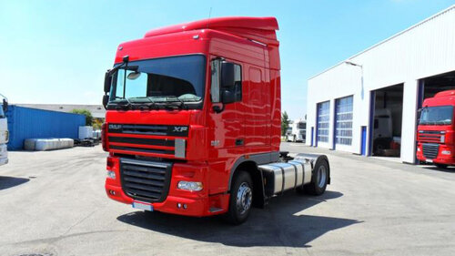 Седельные тягачи: удобство перевозки грузов