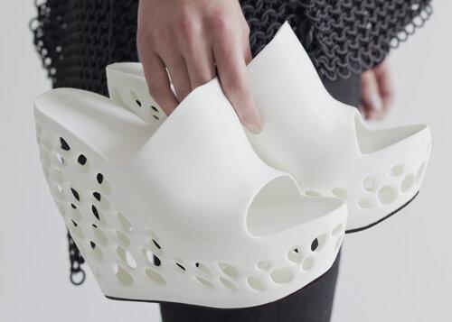 С 3D-печатью меняем обувь, как перчатки