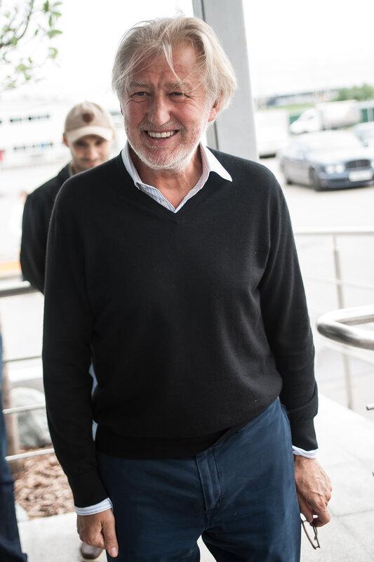 Пьер Ганьер шеф-повар