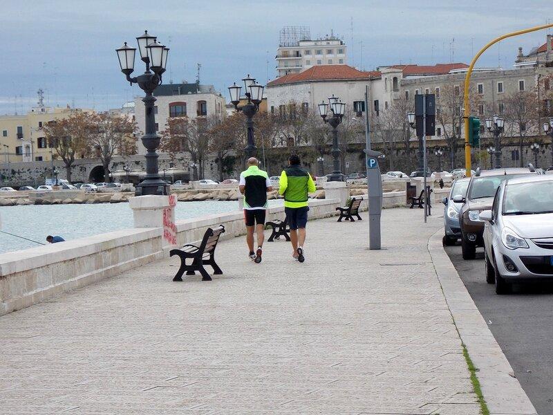 Прогулки по набережной